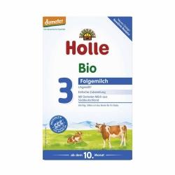 Holle baby food Bio-Folgemilch 3 ab dem 10. Monat 600g