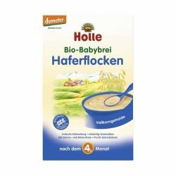 Holle baby food Bio-Babybrei Haferflocken nach dem 4. Monat 250g