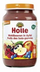Holle baby food Waldbeeren in Apfel ab dem 8. Monat 220g