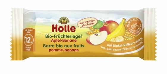Holle baby food Bio Früchteriegel Apfel-Banane ab dem 12. Monat 25g