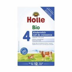 Holle baby food Bio-Folgemilch 4 ab dem 12. Monat 600g
