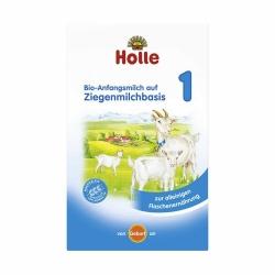 Holle baby food Bio-Säuglingsmilch auf Ziegenmilchbasis 1 von Geburt an 400g