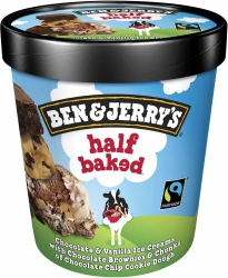 Ben&Jerry Half Baked 500ml