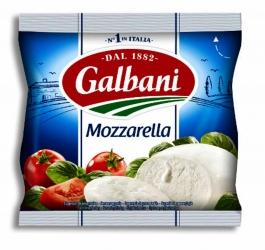 Galbani Mozzarella 45% 125g