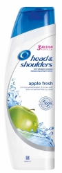 Head & Shoulders Shampoo Apple Fresh 300ml