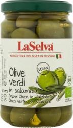 LaSelva Grüne Oliven in Salzlake 310g