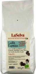LaSelva Caffè espresso entkoffeiniert ganze Bohnen 500g