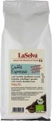 LaSelva Caffè espresso entkoffeiniert gemahlen 250g