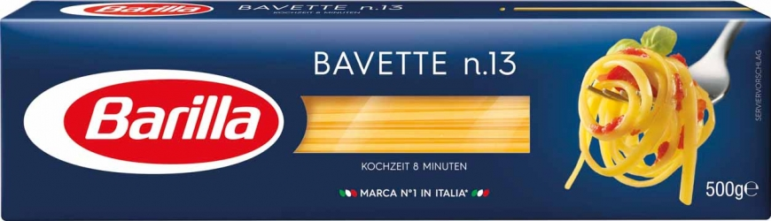 Barilla Bavette N.13 500g