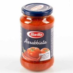Barilla Pasta Sauce Arrabbiata 400g
