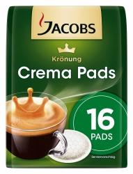 Jacobs Krönung Crema Pads 16 Stück