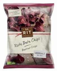 De Rit Rote Bete Chips Meersalz 75g