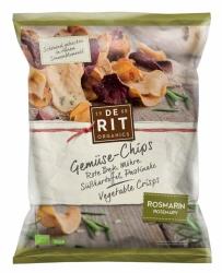 De Rit Gemüse Chips Rosmarin 75g