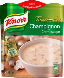 Knorr Feinschmecker Champignon Cremesuppe 500ml