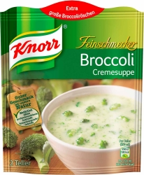 Knorr Feinschmecker Broccoli Cremesuppe 500ml