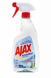Ajax Kristallklar Glasreiniger mit Anti-Beschlageffekt 500ml