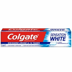 Colgate Zahnpasta Sensation White 100ml
