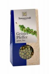 Sonnentor Pfeffer grün ganz Bio Packung 12g