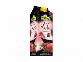 Pfanner Der Rote Zitrone-Granatapfel 2l