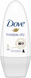 Dove Deo Roll-On Invisible Dry Anti-Transpirant